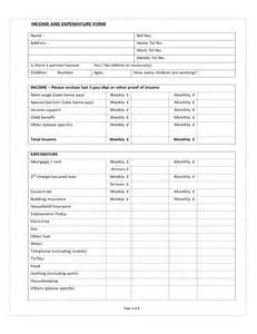 income and expense report template doc 539700 free expense report templates smartsheet