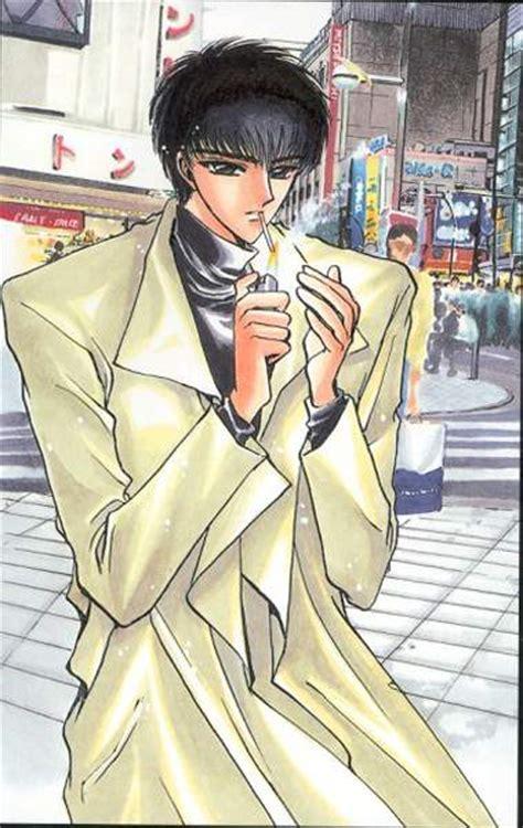 Pakaian Wanita Jhcs 8805 13 tokoh anime yang suka merokok perokok berat