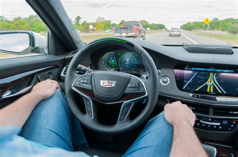 2019 Cadillac Self Driving by Cadillac S Cruise Provides A Glimpse Into The Self