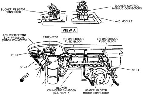 motor repair manual 1995 buick lesabre engine control can you provide a procedure for replacing a 1995 buick lesabre 6 cyl blower motor control module