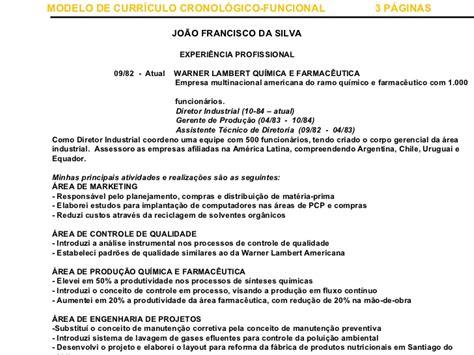 Modelo Curriculum Quimico Farmaceutico Modelo De Curriculum Vitae De Quimico Farmaceutico Modelo De Curriculum Vitae