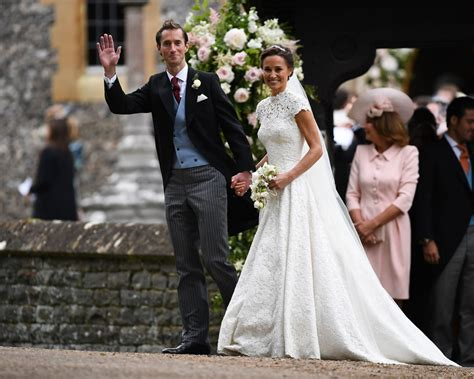 Pippa Middleton Wedding Invitation