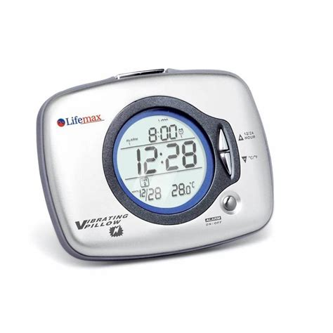 vibrating alarm clock for the hearing impaired low prices