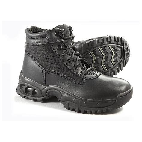 s ridge 174 air tac mid zipper tactical boots black