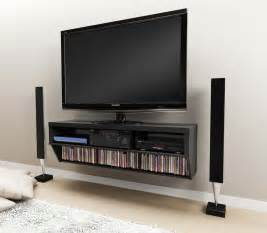 tv wall mounted shelves 25 best ideas about led tv wall mount on wall