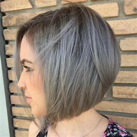 fine graycoming in of short bob hairstyles for 70 yr old 70 winning looks with bob haircuts for fine hair