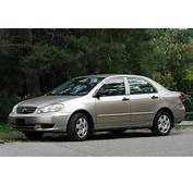 Used Toyota Corolla 2003 2008 Expert Review