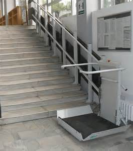 Platform Stairs by S7 Sr Inclined Platform Stair Lift Gt Straight Staircase