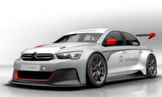 new racing car 2014 citro 235 n reveals s 233 bastien loeb s new wtcc race car