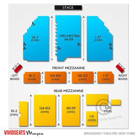 king broadway interactive seating chart broadway theatre new york tickets broadway theatre new