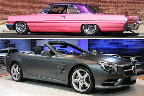 Mb Sl Ulossy Dress forget glossy i prefer satin and matte finishes the daily drive consumer guide 174 the daily