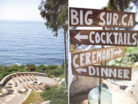 Wedding Venues Big Sur by Big Sur Weddings Reanimators