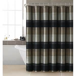 Bed Bath And Beyond Shower Curtain hudson shower curtain add a look of sophistication to your bathroom