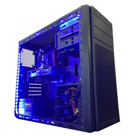 Pc Komputer Cpu Gaming Intel High I3 Ddr4 Gtx1060 Paket A legend pc tesseract ii gaming desktop system