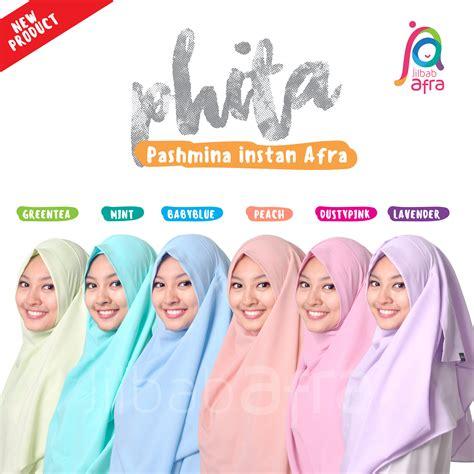 Jilbab Instan Elzada Arabian Simple Size S jual jilbab afra pashmina instan phita size s hijabeve store