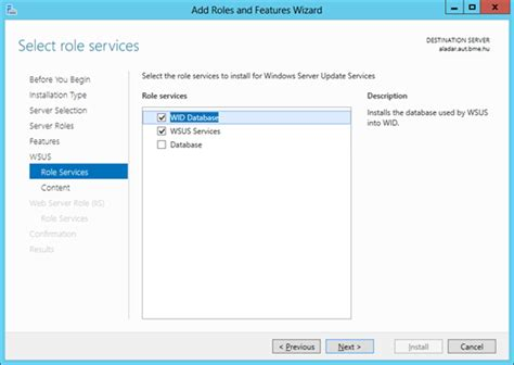 install windows 10 via wsus installing wsus on windows server 2012 codes from the field