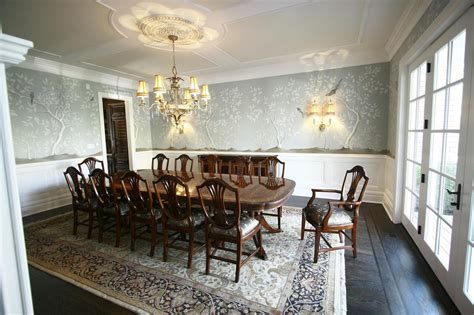 Decorating Formal Dining Room by Large Formal Dining Room Tables Decorating Home Ideas