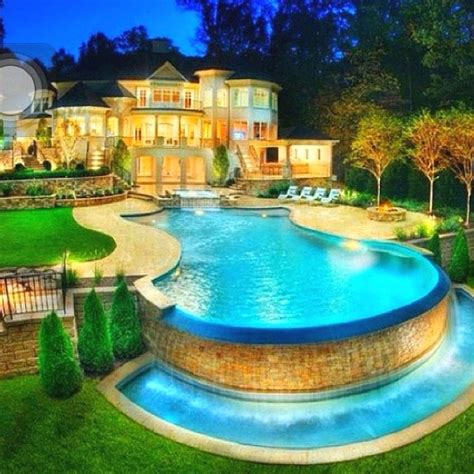 dream backyards with pools dream backyard feast for the eyes and heart pinterest