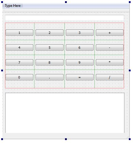 qt layout height c how to make all button same size in qt creator