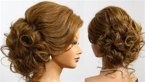 Wedding Hat Styles For Hair by Wedding Hairstyles For Hair Tutorial Prom Updo