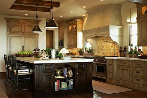 French Kitchen Island Marble Top Kitchens
