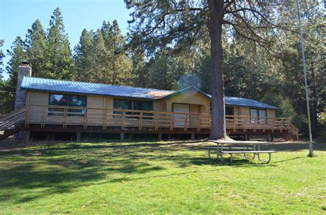 summer c cabins brooks memorial retreat center washington state parks