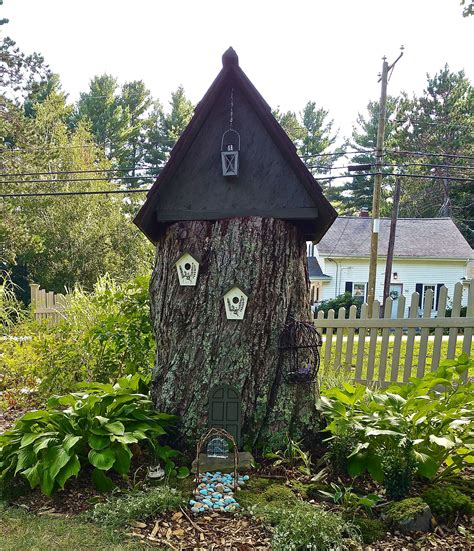 Home Decorating Paint by Fairy House Newenglandgardenandthread