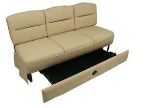 Rv Sofa Bed Frontier Sofa Bed Rv Furniture Motorhome W Slide Out Drawer Ebay
