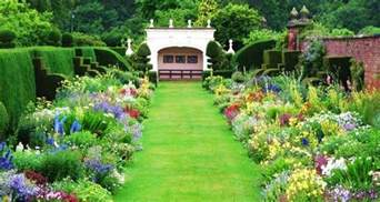 Formal And Informal Gardens - cheshire gardens to visit near chester like arley hall great british gardens