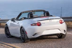 2016 mazda mx 5 miata convertible pricing for sale edmunds