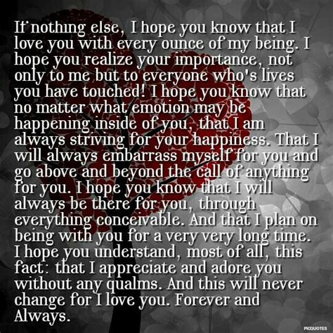 Always Loving by Forever Quotes Quotesgram