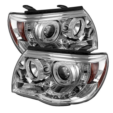 Fogl Toyota Landcruiser 2008 2011 Projector 2005 2011 toyota tacoma projector headlights ccfl halo led