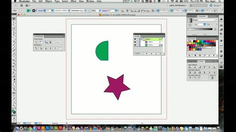 pattern illustrator tutorial cs5 adobe illustrator cs5 tutorial how to use the pathfinder