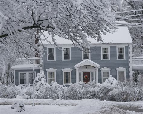 winter house winter home maintenance checklist sass construction