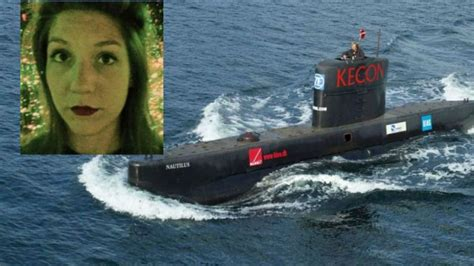 kim wall photography danish inventor charged with murder of missing journalist