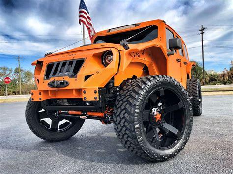 jeep wrangler orange 2017 2017 jeep wrangler unlimited orange crush rubicon grumper