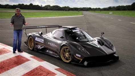 Top Gear Pagani by Drives The Pagani Zonda R Part 1 2 Series 16
