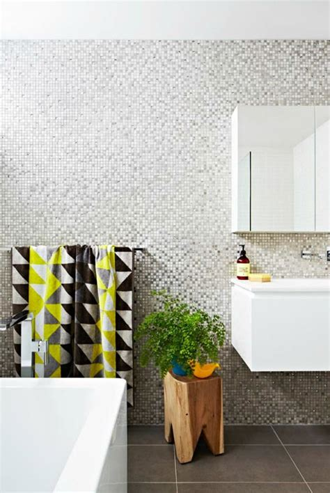grey mosaic bathroom tiles 40 grey mosaic bathroom wall tiles ideas and pictures