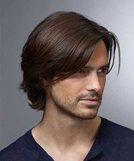 haircuts for boys with strait hair mens hairstyles medium length straight asean journal