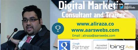 about me aliraza co digital marketing