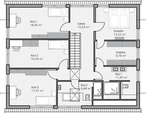 3 schlafzimmer 2 bad grundrisse 1000 ideen zu pultdach auf