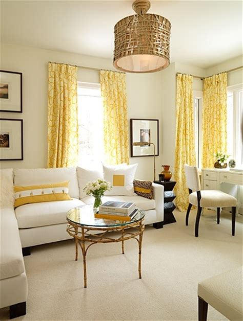 light yellow living room love the light yellow office den grey and yellow living