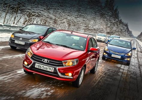 Russia Lada Russia Best Selling Cars