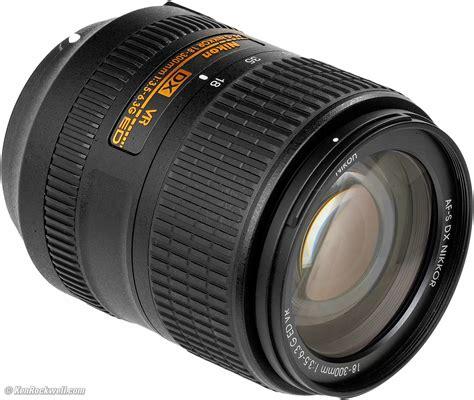 Lensa Nikon 18 300mm Vr nikon 18 300mm vr review
