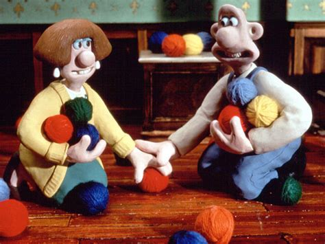 Wallace And Gromit Ask You To Wear Wrong Trousers by Wendolene Ramsbottom Wallace And Gromit Wiki