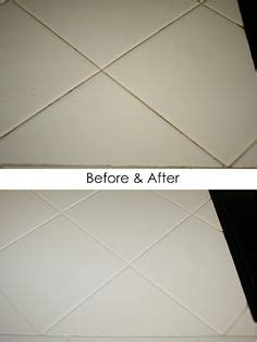 Cleaning Grout Lines How To Clean Grout On Pinterest Clean Grout Grout And Clean Tile Grout