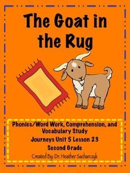 the goat in the rug comprehension test 11 best goat in the rug images on grade 2
