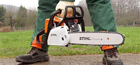 cadena para motosierra american boss starting a chain saw step by step instruction stihl stihl