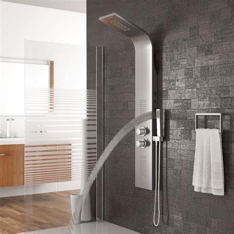 duchas lluvia ducha panel de ducha grifer 237 a ducha lluvia grifer 237 a de