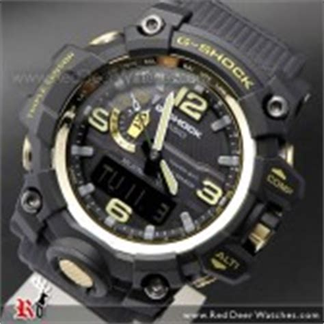 G Shock Protreck Black Gold home page www reddeerwatches